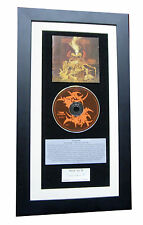 SEPULTURA Arise CLASSIC CD Album GALLERY QUALITY FRAMED+EXPRESS GLOBAL SHIP