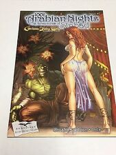 1001 Arabian Nights: The Adventures of Sinbad #7, Grimm Fairy Tales Crossover
