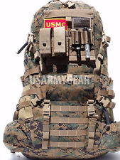 New Marpat Gen II USMC Main Pack of the ILBE Marine Digital Backpack System GI