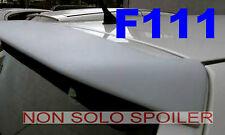 SPOILER ALETTONE ALERON  GOLF IV 4   R32 GREZZO IN POLIDUR F111G TR111-1fr