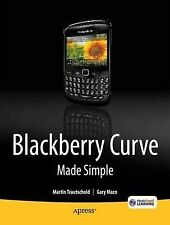 BlackBerry Curve Made Simple: For the BlackBerry, Trautschold, Martin, Mazo, Gar