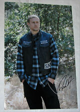 Charlie Hunnam signed LARGE 18x12 Color In Person photo Sons of Anarchy Jax A830