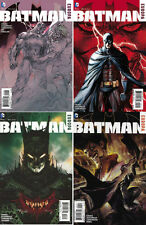 BATMAN EUROPA #'s 1,2,3,4 COMPLETE SET NM/M
