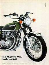 CB350-4 CB400F CB500 Four CB550F-Huge Collectable Archives of Mid-Size Honda-4's