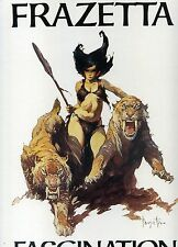 FRAZETTA. FASCINATION. SF. FANTASY. 1984