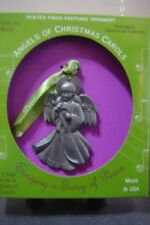 Gloria Duchin Holiday Angel Of Christmas Carols Ornament Peace