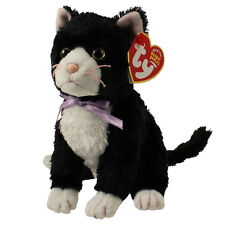 TY Beanie Baby - FUSSY the Cat (5.5 inch) - MWMTs Stuffed Animal Toy