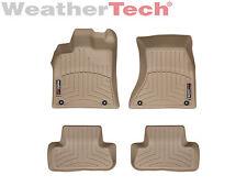 WeatherTech® Floor Mats FloorLiner for Audi Q5 - 2009-2017 - Tan