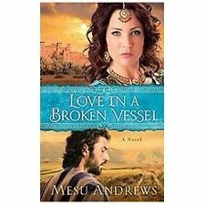 Love in a Broken Vessel (Thorndike Press Large Print Christian Historical Fictio