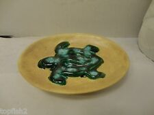 Turtle In Sand Trinket or Pin Dish, Acme Anything Seattle (Used/EUC)