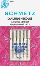 Schmetz Quilting Needles 75/11 Art.1735 F