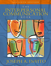 The Interpersonal Communication Book by Joseph A. DeVito (Paperback, 2005)