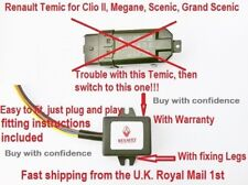Renault Temic Module Window Motor Regulator for Scenic, Megane, Clio, Espace MK4