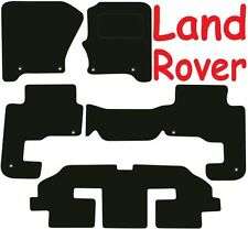 Land Rover Discovery3 7 Seats Tailored Deluxe Quality Car Mats 2004-2009