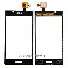 Touch Screen Glass Digitizer Lens Part for Black LG Optimus L7 P705G P708 P708G