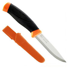 Erik Frosts Messer Survival Signal Orange Cody Mora Sweden Knife robuste Scheide