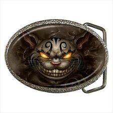 Alice Returns Cheshire Cat Belt Buckle