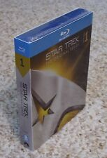 NEW Star Trek: The Original Series Season 1 (Blu-ray Set) TOS Sealed + Slipcover