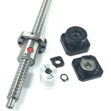 1 pcs ballscrew RM2005-1800mm-C7+FKFF15+6.35*12mm Flexible Coupler