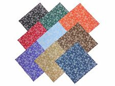 "36 5"" Quilting Fabric Squares ""FREEFALL""/-NEW LINE !!"