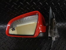 2006 AUDI A4 2.0 TFSI S LINE 4DR SALOON PASSENGER WING MIRROR ELECTRIC RED