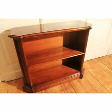 Antik Alt Bücher Regal Regal Deutschland Wood Bookshelf Shelf Massive Germany