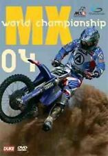MX04 Motocross World Championship - Official review 2004 (New DVD)