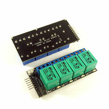5V 4 CH 4 Channel Relay Board for Arduino Raspberry Pi AVR PIC ARM 8051 ULN2003