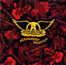 AEROSMITH : PERMANENT VACATION / CD (GEFFEN GED 24162)