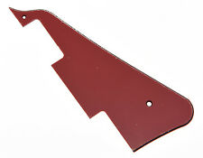 USA Spec Red 3 Ply LP Guitar Pickguard Scratch Plate For Gibson Les Paul