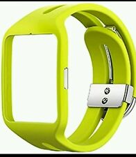 New Sony SmartWatch 3 SWR50 wrist band (lime) SONY SWR510-G