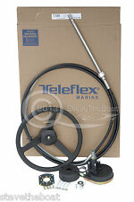 Teleflex Complete Boat Steering Kit - 14 Feet - Scroll Down For Measuring Info