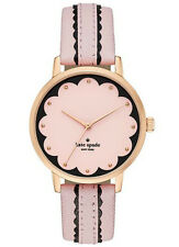 KATE SPADE NEW YORK KSW1003 METRO SCALLOPED LADIES WATCH -- 2 YEARS WARRANTY