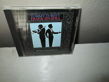 TOMMY DORSEY & FRANK SINATRA - ALL TIME GREATEST HITS Vol. 1 rare cd 15 songs