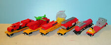 RARE AHM FIRE FOX TRAIN FROM THE 1970-1980s HO SCALE - ESTATE SALE
