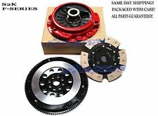 STAGE 3 PERFORMANCE CLUTCH KIT + ULTRA LIGHT FLYWHEEL FOR HONDA S2000 2000-2009