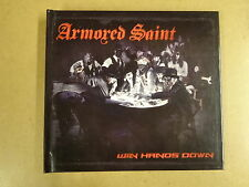 2-CD / ARMORED SAINT - WIN HANDS DOWN