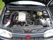 BCP RED 93-98 VW Golf GTI Jetta Cabrio 2.0L L4 Short Ram Air Intake + Filter
