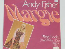 """ANDY FISHER -Margie- 7"""" 45"""