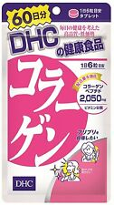 DHC Supplement Collagen 360 Capsules For 60 Days Tablets MADE IN JAPAN