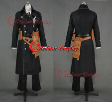 Ao no Exorcist Yukio Okumura Battle Cosplay Costume - Custom Made in Any SIze