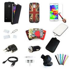 23 pezzi Samsung galaxy s5 MINI [g800] Accessori Set pacchetto | 23 pezzi | nera