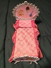 Estate Vintage SUSY GOOSE Skipper Doll Bed 1965 Mattel Plastic as shown