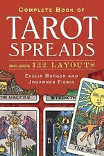 Complete Book of Tarot Spreads Book Wiccan Pagan Supply