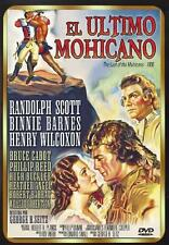 The Last Of The Mohicans  (1936) **Dvd R2**  Randolph Scott