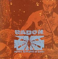 Metric Buttloads of Rock * by Radon (CD, Nov-2006, No Idea) New Case Cracked