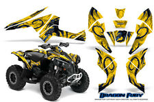 Can-Am Renegade Graphics Kit by CreatorX Decals Stickers DFBLY