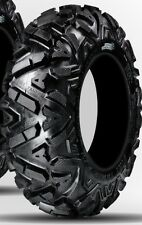 Set of (2) GBC 25-9-12 Dirt Tamer 6 ply ATV UTV Bighorn Tires 25x9-12
