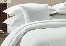 1000 Thread Count 100%Egyptian Cotton All Bedding Items  Stripe Colors US Sizes