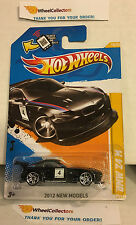 BMW Z4 M #18 * Black * NEW MODELS * 2012 Hot Wheels * E30